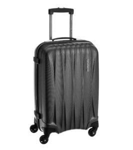 American Tourister Gun Metal Cabin Luggage