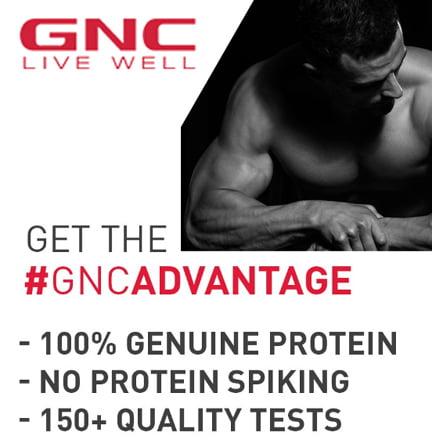GNC's Protein Health Essentials