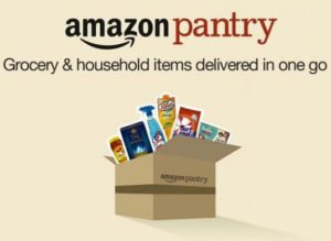 Get Rs. 100 Cashback on Amazon Pantry