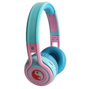 High Bass Adjustable Bluetooth Headphone with FM, AUX, Memory Card Slot