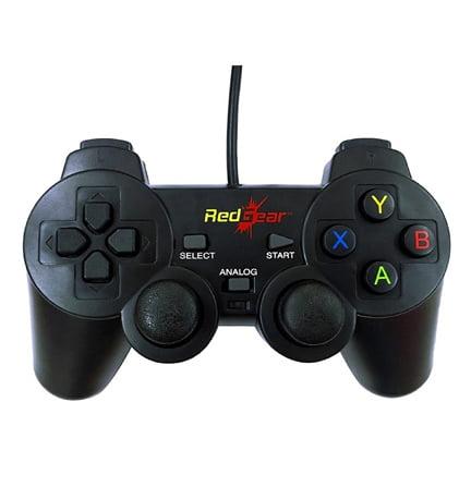 Redgear Smartline Wired PC Gamepad