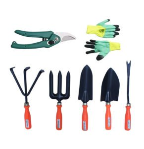 Truphe Gardening Tools Set With Cutter Gloves