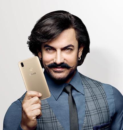 Vivo V9 Dual Rear Camera Selfie Smartphone