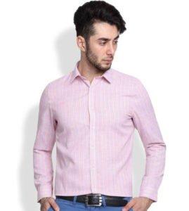Brooklyn Blues Mens Checkered Casual Shirt