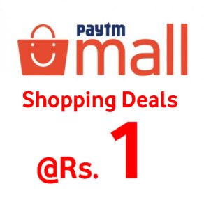 Buy Products in Rs. 1 at Paytmmall