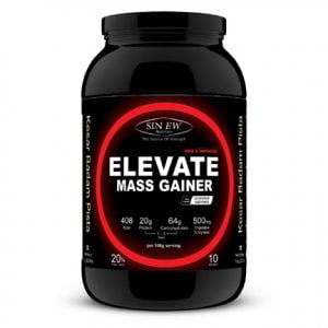Elevate Mass Gainer with Digestive Enzymes