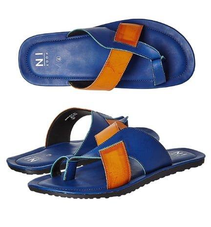 Footin Mens Flip Flops Thong Sandals