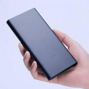 Mi 10000mAH Li Polymer Black Power bank 2i