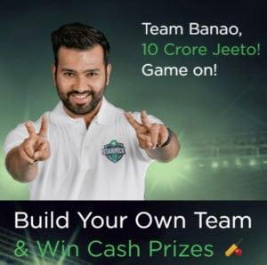 Play Starpick Fantasy Sports Win Cash Prizes