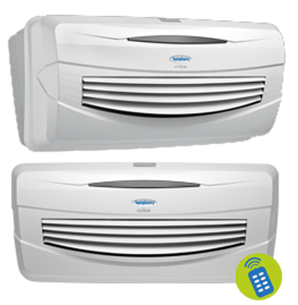 Symphony Cloud Wall Mount Air Cooler with Remote