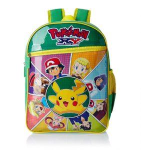 Pokemon 3 to 5 yrs Childrens School Backpack