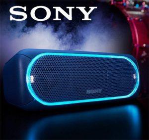 Sony High Bass Portable Bluetooth Speaker