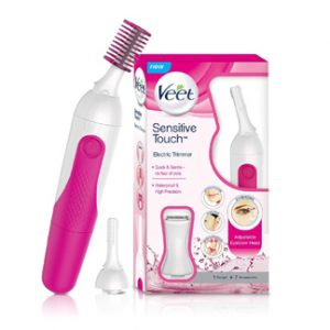 Veet Sensitive Touch Electric Women Trimmer at Lowest Price
