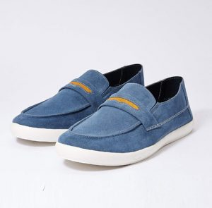 Amazon Brand Symbol Mens Navy Casual Shoes