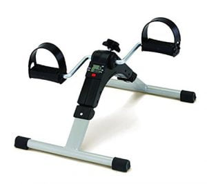 Pedal Exercise Cycle with Digital Display