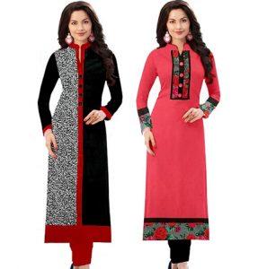 Pramukh Fashion Kurtis Special Combo - 2 Pc.