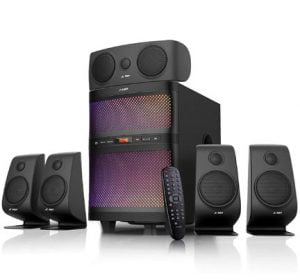 FD Super Bass Bluetooth Multimedia Speaker System