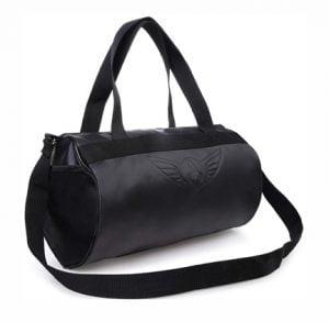 AUXTER BLACKY Gym Bag Duffel Bag Emboss Logo Best Ever