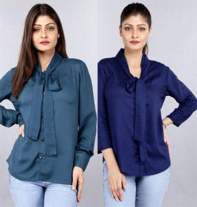 Branded Designer Women Shirts Starting Rs. 299 Only