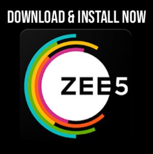 Install Zee5 Andorid App and Avail Many Benefits