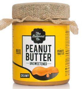 The Butternut Co. Unsweetened Peanut Creamy Butter - 1 Kg