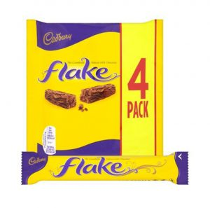 Cadbury Flake Chocolates Pack of 4 at Special Deal Price