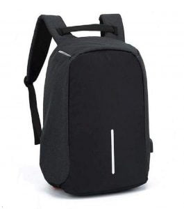 God Boy Anti Theft Waterproof Casual Backpack with USB Charging Point