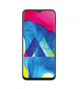 Samsung Galaxy M10 (Ocean Blue, 3+32GB) Lowest Online