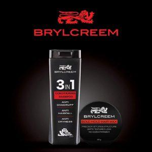 Brylcreem Hair Shampoo + Hair Wax Special Combo