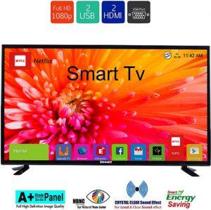 40 Inches Full HD Smart LED TV - 2019 Model