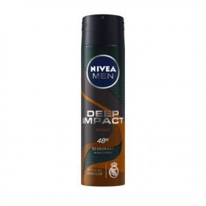 NIVEA Deep Impact Energy 150ml MEN Deodorant