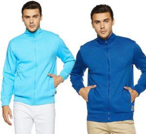 Best Selling Men's Cotton Blend Sweatshirt at Lowest Prince Online India