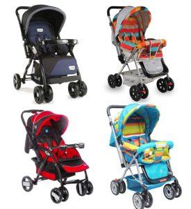 5 Best Baby Stroller Under 5000 for Online Shopping India