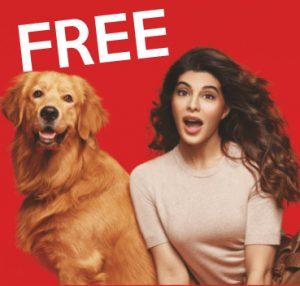 Get Free Sample of Drools Dog & Cat Food
