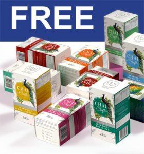 Get Tea Sample Free From Chai Craft - POSITIVITEA