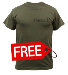 Free Sample + Free Shipping T-Shirt By Greek Olives and Herbs