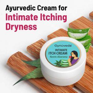 Get Free Ayurvedic Cream Intimate Itching Dryness by Gyonaveda