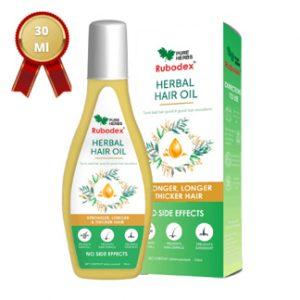 Get Free Sample of Rubodex Premium Herbal Hair Oil