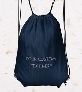 Get a Free Sample of Customized Backpack