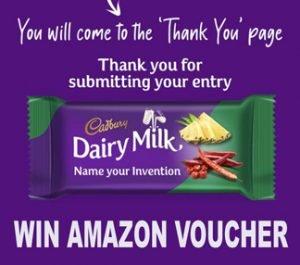 Get Upto Rs. 50 Amazon Voucher With Cadbury Madbury Offer
